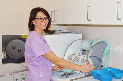 Antonucci Dermatologia Assistente
